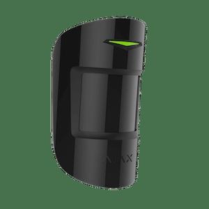 Ajax Motion Protect vezetéknélküli PIR mozgásérzékelő fekete